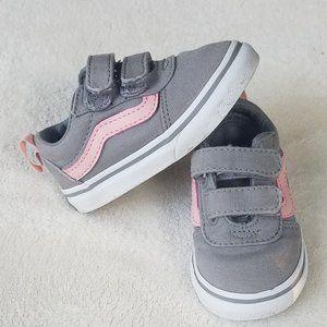 Vans Girls Toddler Size 5